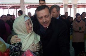 Tayyip Erdoğan, oğlu Bilal Erdoğan'ın iftarına katıldı.73906