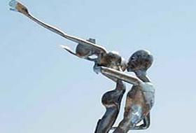 Antalya Kemer'deki heykel, AK Partili Yaman'ı kızdırdı..27390