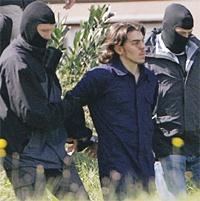Biri Türk 3 eylemci Almanya'ya 11 Eylül yaşatacaktı.10948