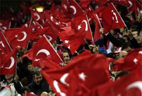 Milli zafer Türkiye'yi sokağa döktü.14046