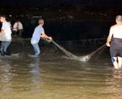 Atatürk Barajı Gölü'nde boğulan 7 kızın cesetleri bulundu.8303