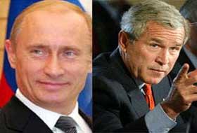 Putin Bush'u bal��a davet etti.13360