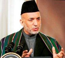 Afganistan Cumhurbaşkanı, Butto suikastını kınadı.13273