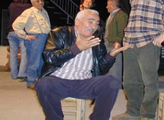 Sanatçı Mustafa Gencer vefat etti.22111