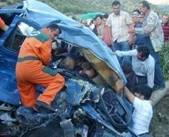 Gaziantep'te trafik kazası: 2 ölü, 1 yaralı  .13882