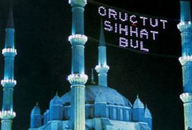 Ramazanda pekmez öneriliyor.10601