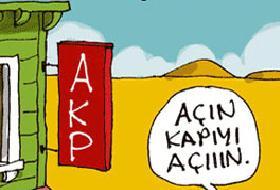 Memecan, anayasa taslağının AKP'ye ulaştığı anı çizdi.12923