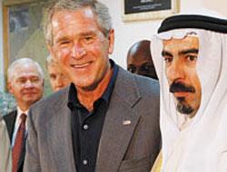 Irak'ın sünni aşiret lideri Bush'la poz verdi ve öldürüldü.14336
