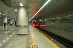 Yılbaşında metrolar fazla mesai yapacak.10126