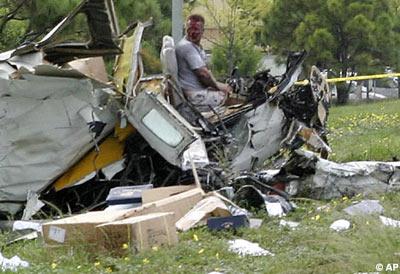 Uyuşturucu taşıyan uçak düştü: 2 ölü .37080