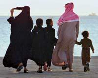 Arap dünyasında boşanma patlaması .6158