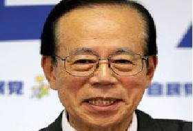 Japonya'n�n yeni ba�bakan� Yasuo Fukuda .9437
