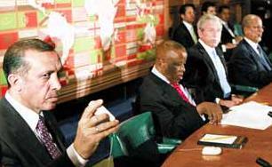 Bush, 'bu masayı' ayırdı! Türkiye bu masada mı olmalıydı?.15329