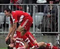 Hamitli Bayern gol yağdırdı .13592