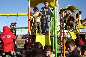 Çin malı 425 bin çocuk parkı toplatılıyor .19783
