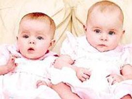 Aynı gün doğdular ama ikiz değiller.14071