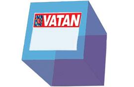 Yazılı medyada yer almak isteyen aleviler, Vatan'ı aldı.6975