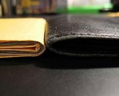 Cepte cüzdan bele zarar .6699