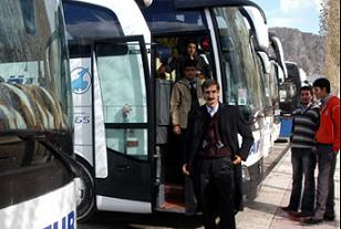 Diyarbakır'da otobüs biletlerinde indirim.17149