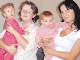 10 ay sonra gerçek ailelerine kavuştular.14508