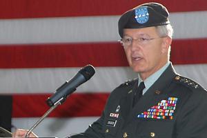 ABD'li komutandan Genelkurmay'a ziyaret!.9778