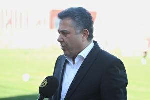 Mesut Hoşcan: İnşallah golcülerimiz artık gol atmaya başlayacak.6420