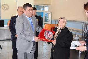 Yozgat'ta polis haftası çeşitli etkinliklerle kutlandı.12073