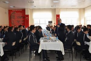 Vali Aydın, Türk Polis Teşkilatı'nın 169. kuruluş yıldönümünü kutladı.12801