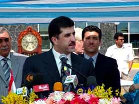 Neçirvan Barzani: Türkiye Irak'ta operasyon yapamaz .12148