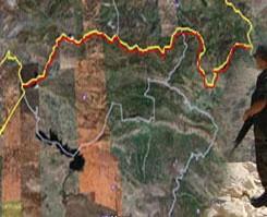 İşte Cudi Dağı'ndaki terkedilmiş PKK mağaraları!.12672