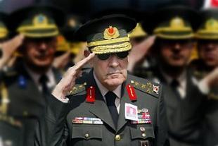 Cumhurbaşkanı Gül, Büyükanıt'a başsağlığı diledi .12000