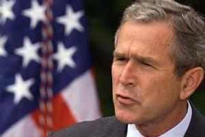 Red kararı Başkan Bush'u yıktı.10511
