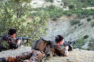 ��rnak'ta 2, Bing�l'de ise 1 PKK'l� ter�rist �ld�r�ld�.18564