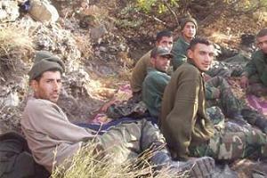 Terör örgütü PKK, kaçırdığı 8 askeri bırakacağını duyurdu.17979