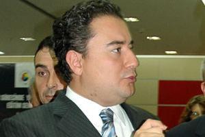 Ali Babacan, Türkiye'ye döndü.10155