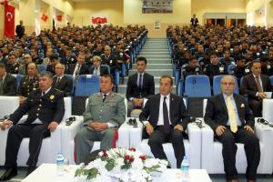 Afgan polis adaylarının 4. dönem eğitimi Sivas'ta başladı.18881