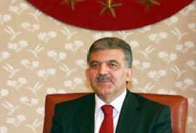 Vetolu yasaya Abdullah Gül ayarı.9000