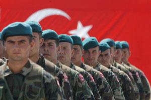 PKK'nın cephaneliği ele geçirildi.16587