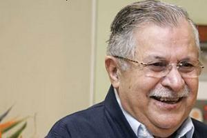 Talabani Türk ve AB büyükelçileriyle görüştü.8875