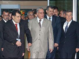 Ankara'daki Irak heyeti: Görüşmeler olumlu gidiyor.16014