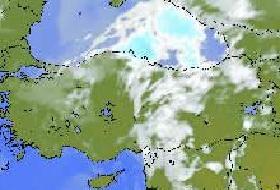 Yurt genelinde hava durumu.14552