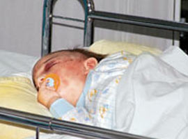 Bebeğe işkencenin altından çıkan dram .11070