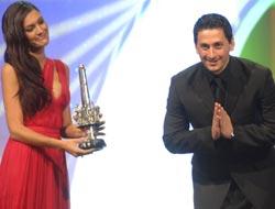 Altın Portakal Film Festivali'nde ödüller dağıtıldı.11850