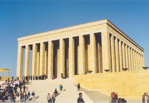 Önder Mustafa Kemal Atatürk, Anıtkabir'de devlet töreni ile anıldı..45601
