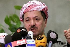 Barzani: 'Türkiye için tehdit değiliz'.12274