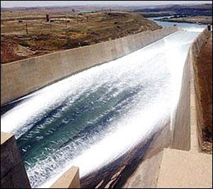 Musul barajı yıkılabilir iddiası.27181