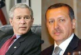 Dünyanın gözü Erdoğan ve Bush görüşmesinde olacak.10546