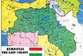 Türkiye'yi bölen Kürdistan haritası bakkallarda satılıyor.14861