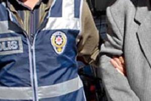 Diyarbak�r'� kar��t�ran DTP'liler tutukland�.12432