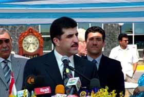 Barzani: PKK silah bıraksın .13227
